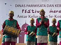 Festival Marawis antar Kelurahan se Kota Bogor