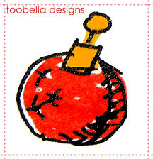 ornament via www.foobella.blogspot.com