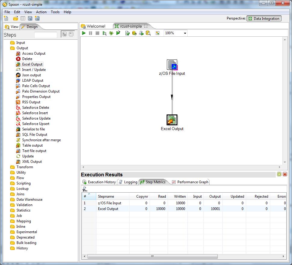 LegStar: LegStar for PDI, a primer