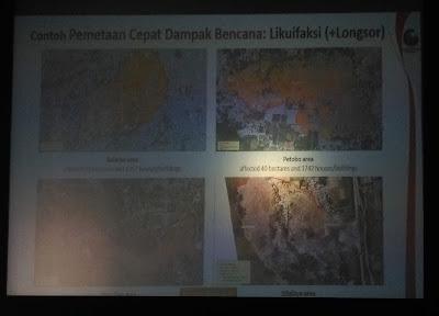 Contoh Pemetaan Cepat Dampak Bencana