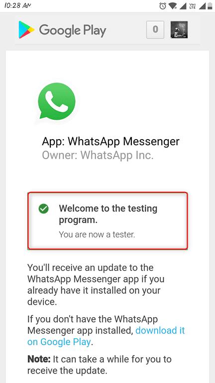 whatsapp-beta-kya-hai