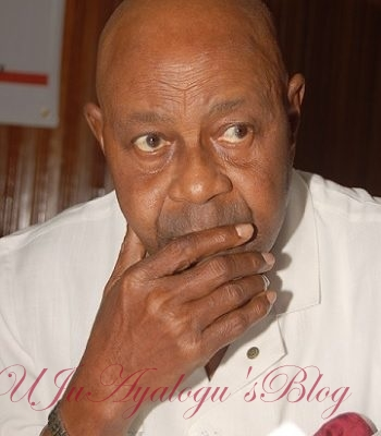 IBB sent me to jail for drinking tea with a white man – David-West