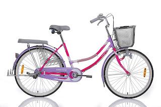 Sepeda Mini atau Citybike untuk ibu-ibu United Classic