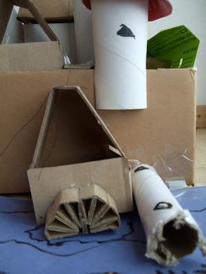 Acorn Pies Build A Cardboard Castle