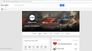 Cara Merubah Url Google Plus dan Youtube