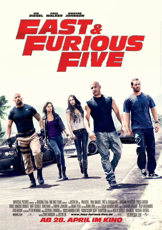 Onerayhill Fast Furious 5