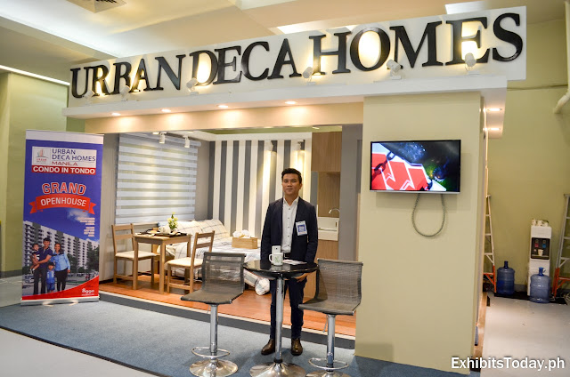 Urban Deca Homes Exhibit Stand