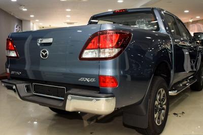 Eksterior Mazda BT-50 Pro Facelift