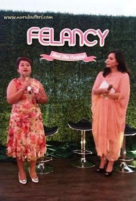 ibu agnes dewi pewakilan dari felancy indonesia pakaian dalam wanita nurul sufitri mom beauty bloggers