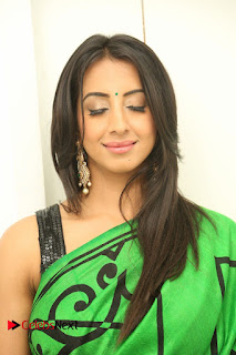 Actress Sanjjanaa Pictures at Naturals Salon Launch at Kavuri Hills  0245.JPG