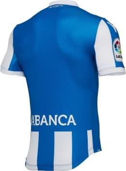 デポルティーボ・ラ・コルーニャ 2018-19 ユニフォーム-ホーム