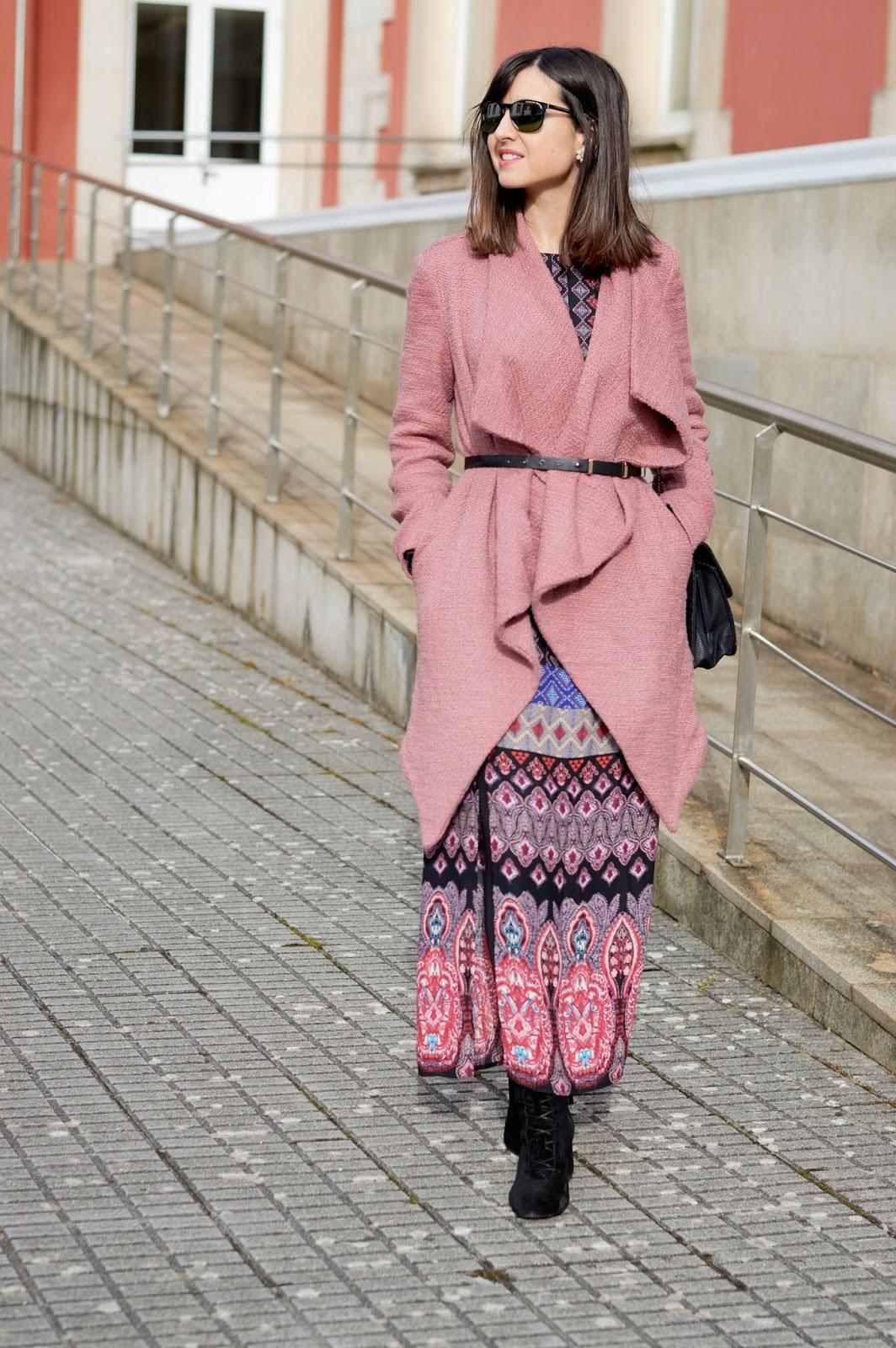DMODA: Maxi dress