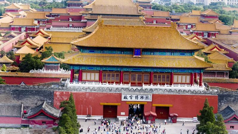 The Forbidden City Tour The Town