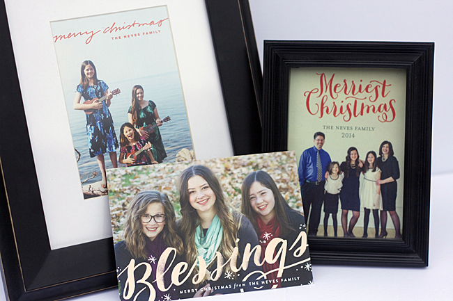 Christmas card design tips