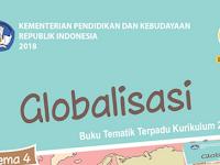 Berikut Materi tematik kelas 6 Tema 4 Kurikulum 2013 Revisi 2018