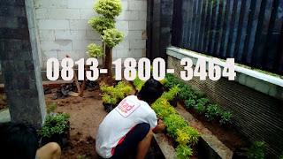 TUKANG TAMAN PONDOK CINA | JASA PEMBUATAN TAMAN | Jasa Tukang Taman Bogor