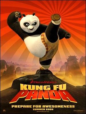 فيلم Kung Fu Panda 2008 مترجم على مركز الخليج