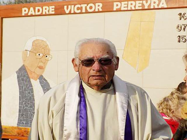 Tristeza general en la comunidad de Pascanas por el fallecimiento del Padre Víctor Pereyra