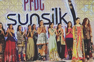 PFDC Runaway Sunsilk Fashion Week 2017 - 2018