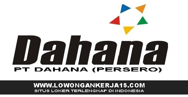 Lowongan kerja PT Dahana Tahun 2017