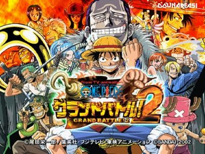 One Piece Grand Battle 2 (PSX) - Download Game PS1 PSP Roms Isos