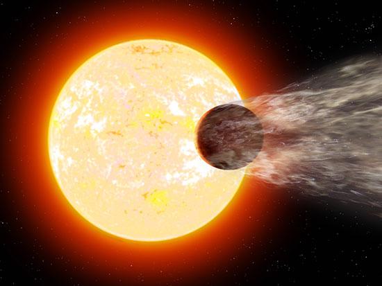 اغرب 10 كواكب مكتشفة في الكون بالصور