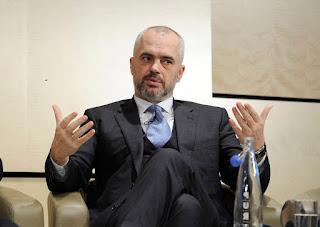 """Ο πρωθυπουργός της Αλβανίας """"υπερέβη τα εσκαμμένα"""""""