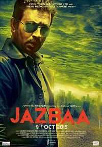 Jazbaa (2015) Movie PDVD 300MB 480p