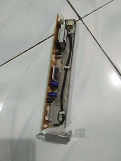 lamp inverter pcb pada fotocopy