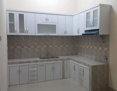 jasa custom kitchen set Bekasi