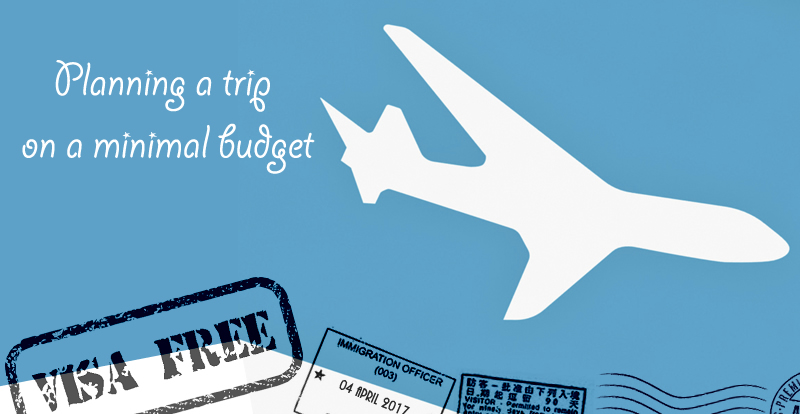 Planning a trip on a minimal budget