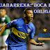 Boca: nota con Fabra, Barrios y el Vasco Arruabaerrena.