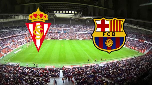 El FC Barcelona necesita ganar en El Molinón para distanciarse en Liga