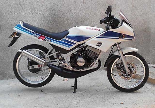 Suzuki RGR