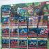 Gundam Extreme VS. Full Boost poster mobile suit list