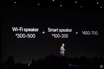 Produk terbaru Apple HomePod assisten rumah cerdas diperkenalkan