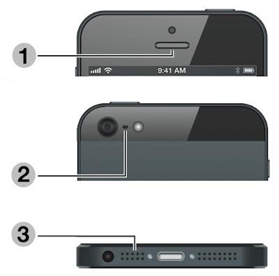Inilah Fungsi Lubang Kecil Dekat Digital iPhone