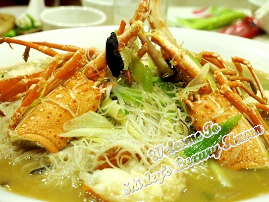 famous kitchen lobster beehoon