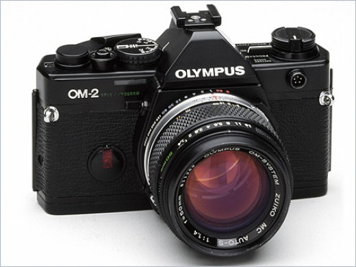 Olympus OM-2 SP / OM-2S in the USA (1984)