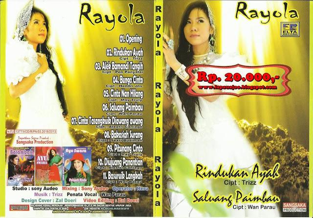 Rayola - Rindukan Ayah (Album Pop Minang)