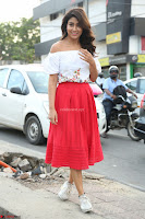 Shriya Saran looks super cute in off shoulder top and Red Skirt ~  Exclusive Celebrities Galleries 069.JPG