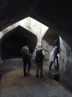 Terowongan tengah