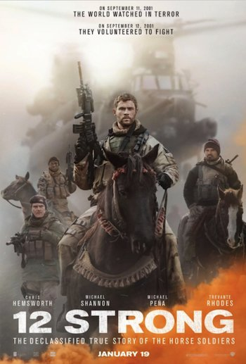 12 Strong 2018 English Full Movie Download