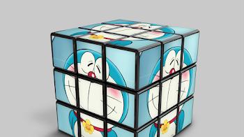Share 4 PSD Mockup Rubik 3D Đẹp