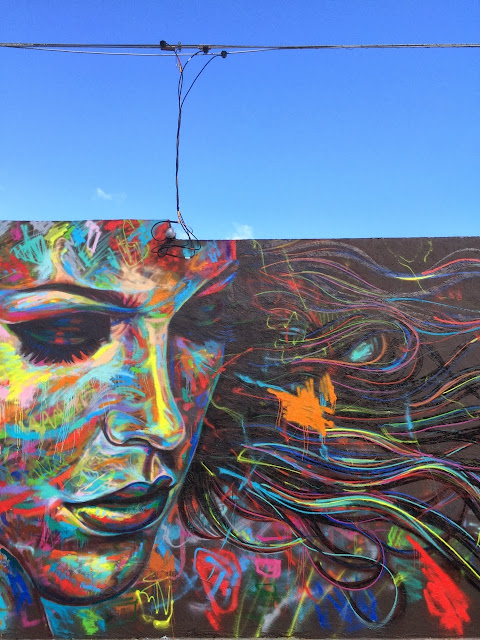 New Street Art By British Urban Artist David Walker In Miami For Art Basel 2013. 3