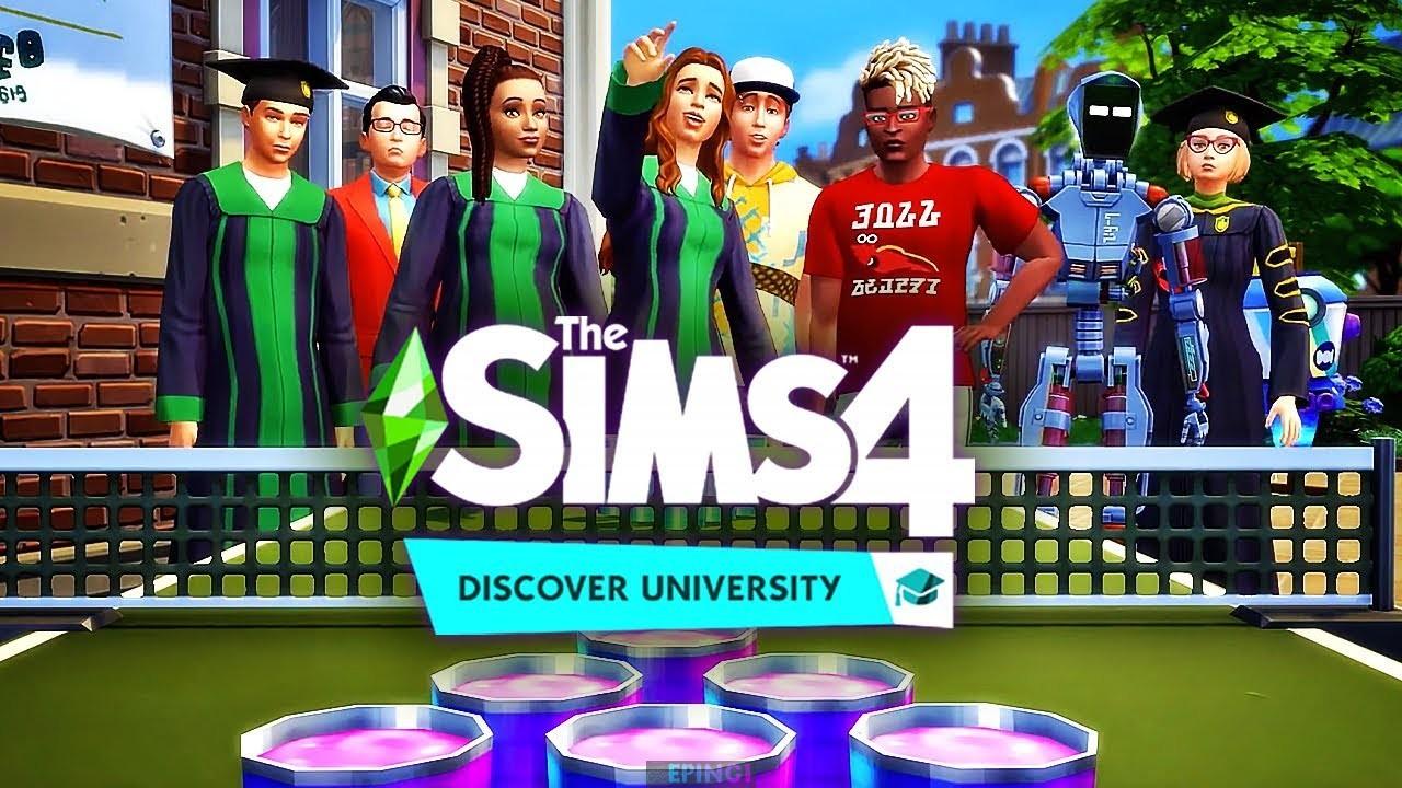 Link Tải Game The Sims 4 Miễn Phí Thành Công
