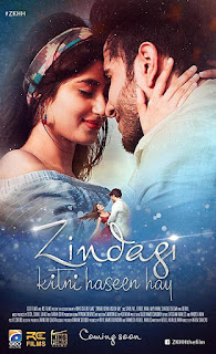 Zindagi Kitni Haseen Hay (2016) Pakistani Movie 720p HDRip – 980MB