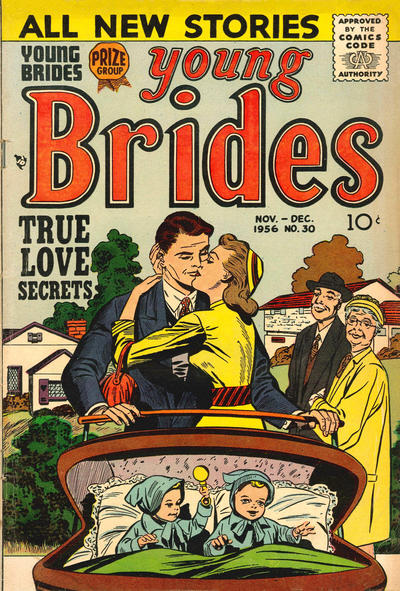 Jack Kirby Young Brides