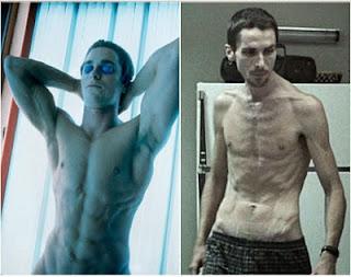 Christian Bale dieta