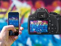 Perbandingan Kamera DSLR vs Kamera HP